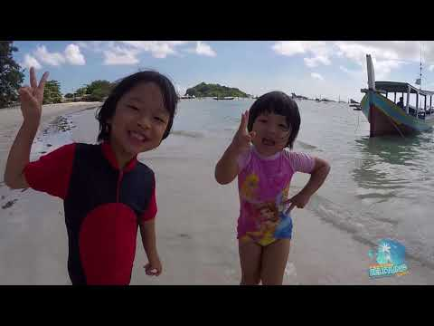 Mrs . Tineke & Family goes to belitung 17-20 Agustus 2017