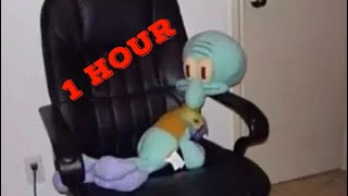Squidward On A Chair (1 Hour Version)