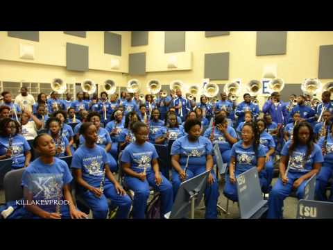 Tennessee State University  Word Up  2015 Bandroom
