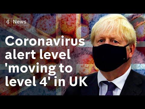 Coronavirus: UK alert