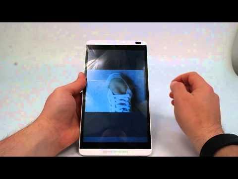Huawei Mediapad M1 8.0 bemutató - wwwrena.hu