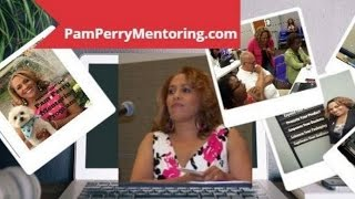 I WANNA BE LIKE PAM PERRY, PR Coach & Social Media Strategist