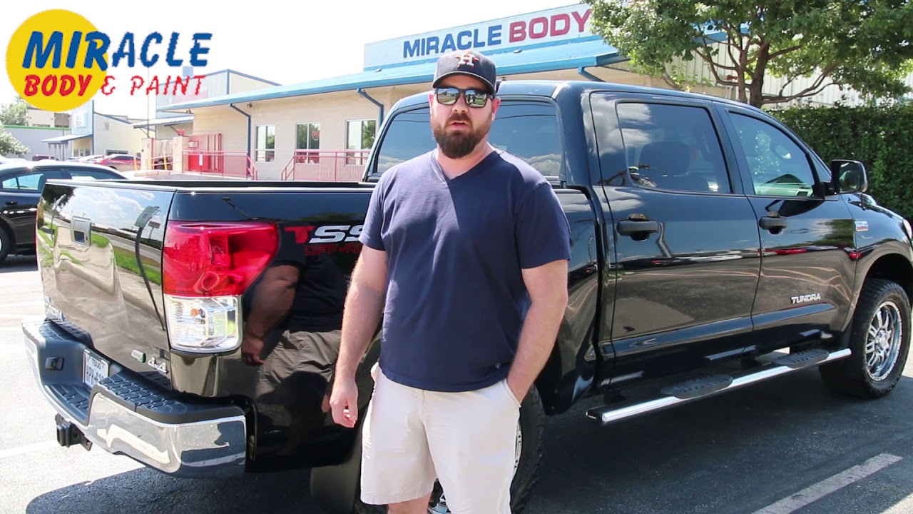 Miracle Body And Paint >> A Hit Run Driver Ruined Mike S Day Miracle Body And Paint Made It Better