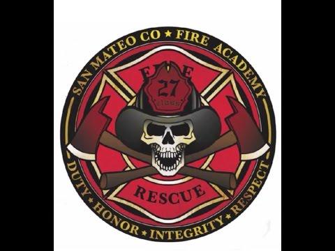 San Mateo County Fire Academy 27