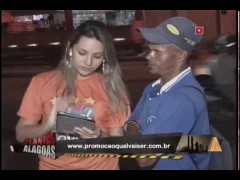 CAMPANHA QUAL VAI SER TOMAS AS RUAS DE MACEIÓ