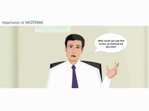 Incoterms course: importance of Incoterms - Procurement training - Purchasing skills
