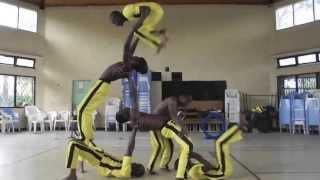 Amazing Acrobats of Nairobi Kenya