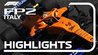 2020 Italian Grand Prix: FP2 Highlights