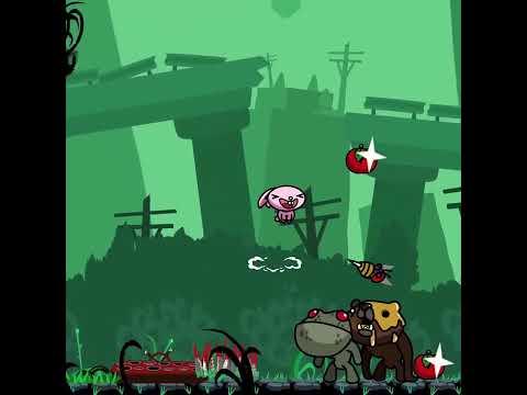 Gloomy Toons - Roguelike Platform Dungeon Crawler