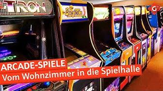 Arcade-Spiele: Vom Wohnzimmer in die Spielhalle? | Special