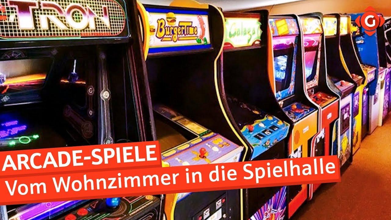 Spiele Arcade