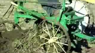 John Deere Horse Drawn Plow