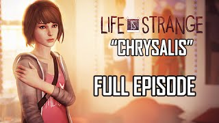 Life is Strange Walkthrough Part 1 - Episode 1 Chrysalis - Full Episode (PS4 Gameplay Commentary)