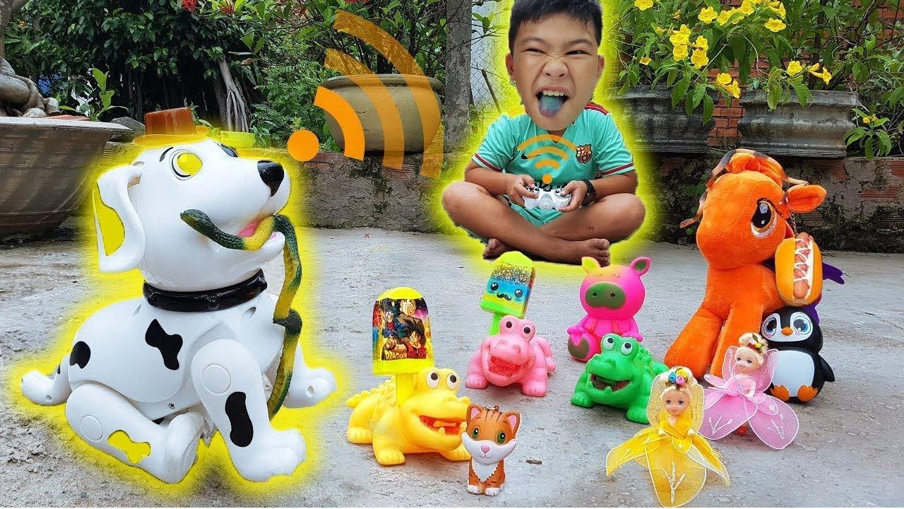 Trò Chơi Của Bé Tập 11 ❤ KN Cheno Bé Na ❤ Hát Kem Đồ Chơi Trẻ Em toys for kids