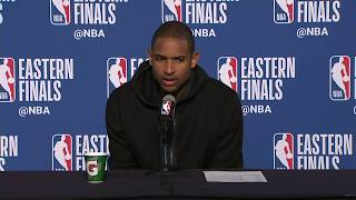Al Horford Postgame Interview | Celtics vs Cavaliers Game 4
