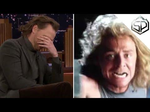 Том Хиддлстон о своих пробах на роль Тора