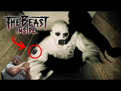THIS GAME WILL LOCK YOUR JAW | The Beast Inside | Full Release