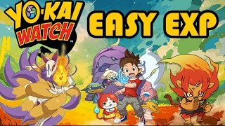 Yo-kai Watch: Easy EXP - Earn more EXP Every Battle and More!