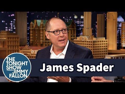 James Spader Recaps Comic Con