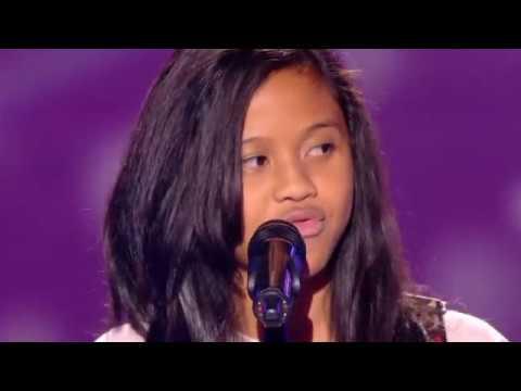 "MAHEVA - THE VOICE KIDS 4 FRANCE - ""Love yourself"" Justin Bieber"