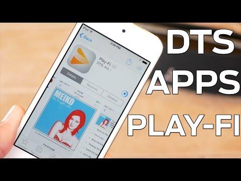 DTS Play-Fi Multi-Room Wireless Music Streaming [4K]