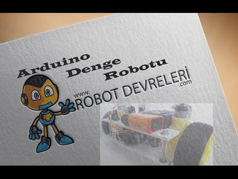 Arduino Denge Robotu. Www.robotdevreleri.com