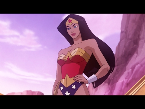 Wonder Woman: Commemorative Edition Trailer (DC Original Movie)