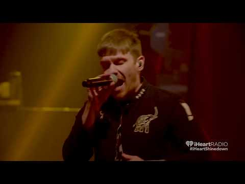 Shinedown - Devil (I Heart Radio LIve)