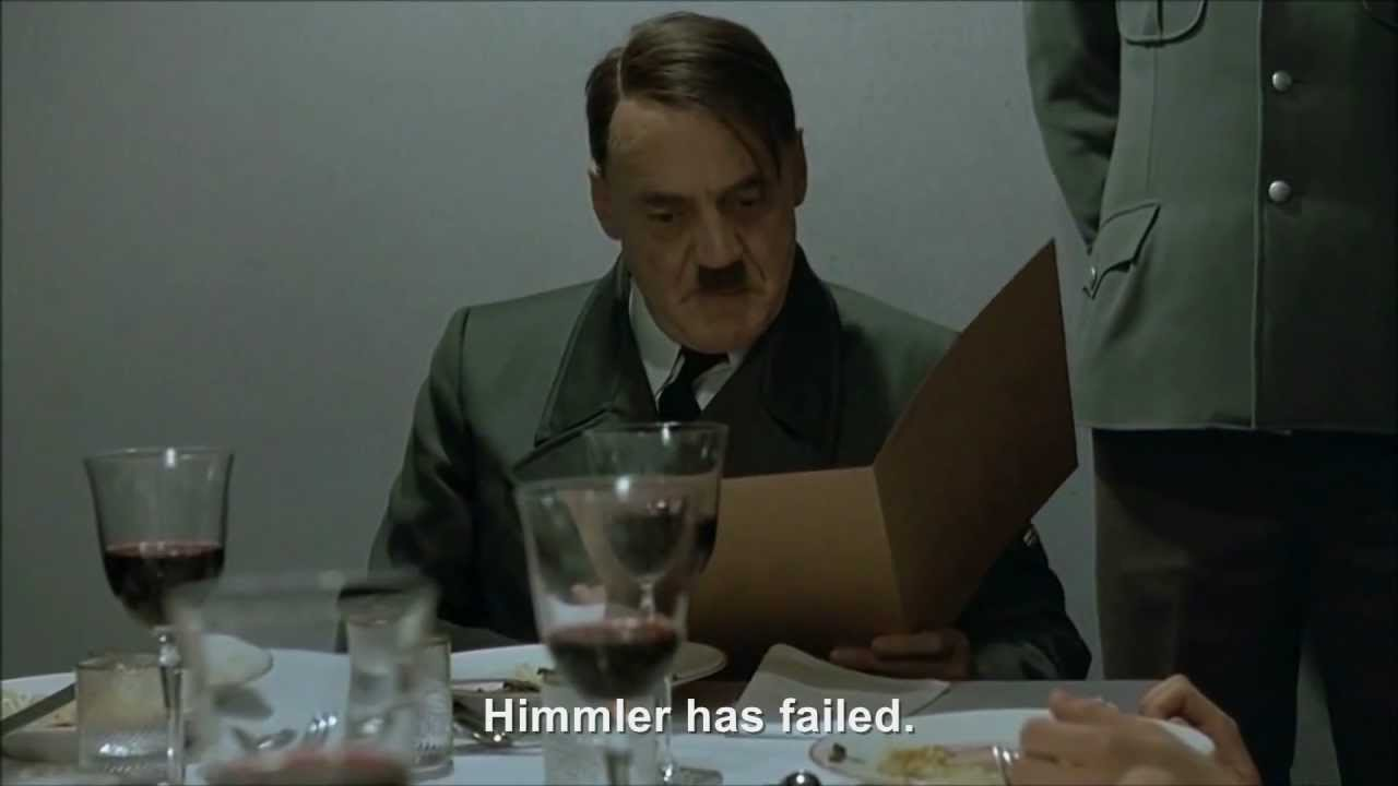Hitler's firmware update disaster II