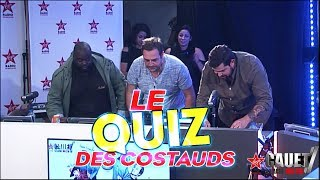 LE QUIZ DES COSTAUDS