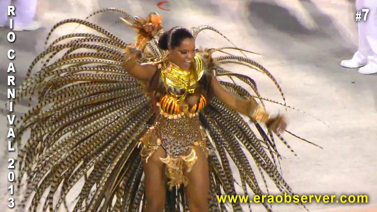 Rio Carnival 2013 - Amazing Brazilian Samba Dancers - 1080p HD ...