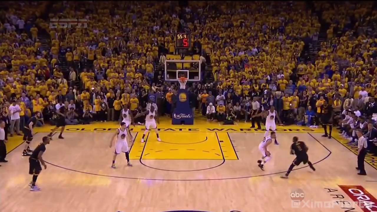 kyrie 3 pointer game 7