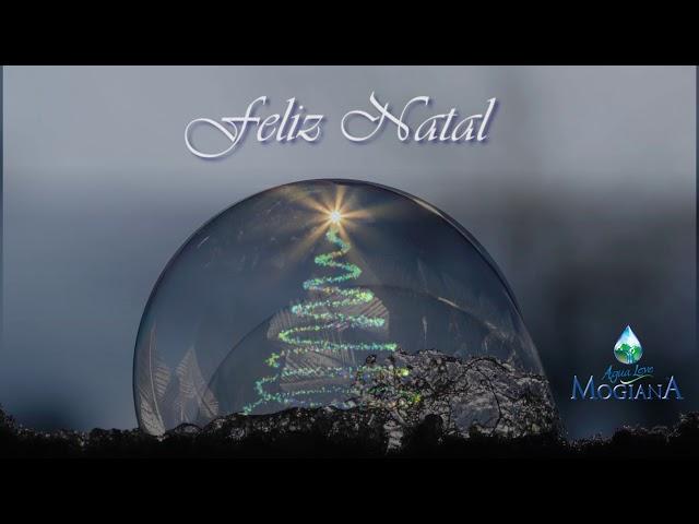 Cartão de Natal Água Leve Mogiana 2019