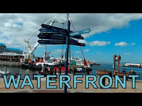 V&A Waterfront - Diário de Cape Town