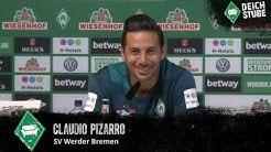 """Rekordjäger Claudio Pizarro: """"Das Alter ist nur eine Nummer"""""""