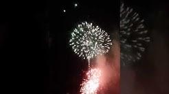 Tampere uudenvuoden ilotulitus