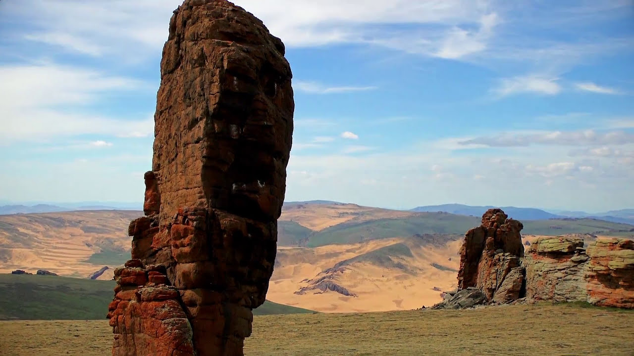 Монголия. Дорогами Ветра.