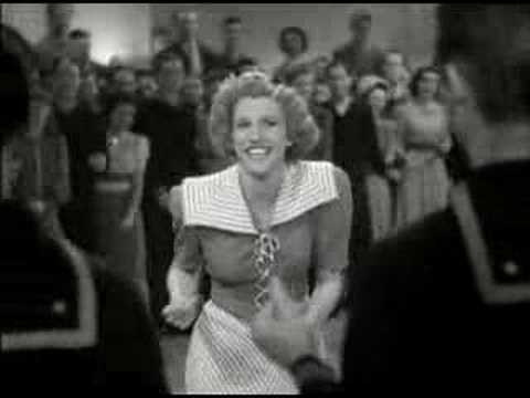 Andrews Sisters - Gimme Some Skin, My Friend