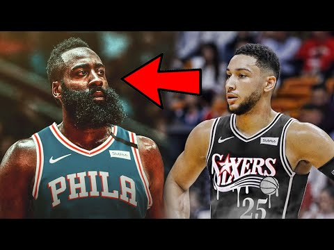 James Harden Is About To Be Traded By The Houston Rockets...