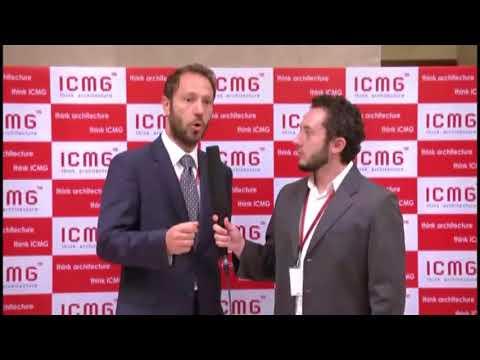 Luca Vetti Tagliati, Vice President Risk & Finance IT, Credit Suisse, Switzerland