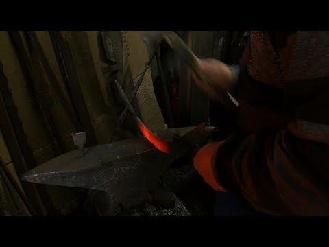 Noticia de Lugo: Presentación XIII Feira de Artesanía do Ferro de Riotorto