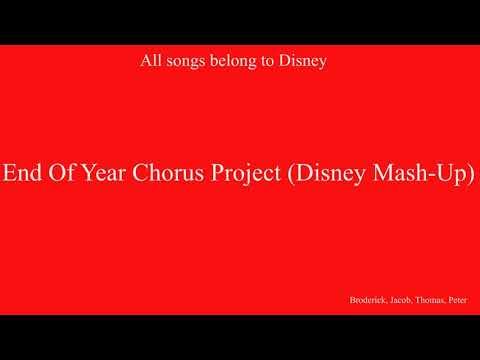 End Of Year Chorus Project BG Music, Warwick Middle School