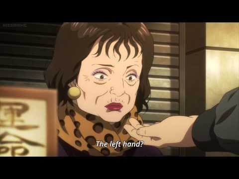 Parasyte - Shinichi and The Fortune Teller