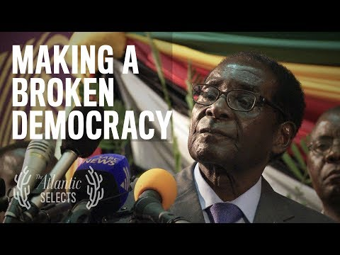 Zimbabwe: How to Make and Break a Democracy
