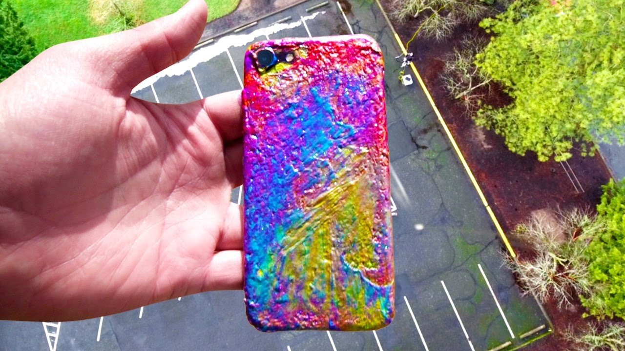 Can 100 Layers Of Paint Protect IPhone 7 From FT Drop Test