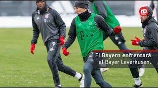 El Bayern Múnich inaugura la Bundesliga contra el Leverkusen Prensa Libre