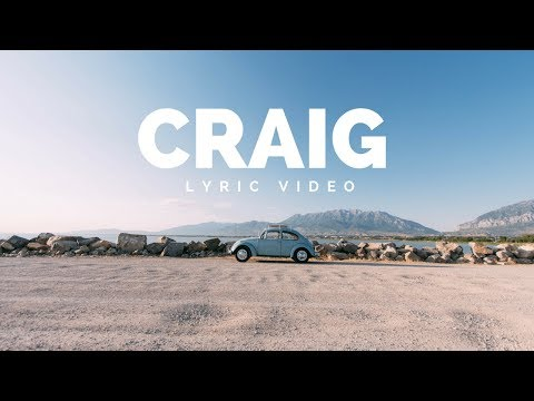 Craig - Walker Hayes | Lyric Video