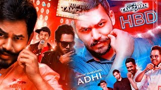 Happy birthday Hip Hop Tamizha Aadhi anna BIRTHDAY Tribute To HHT