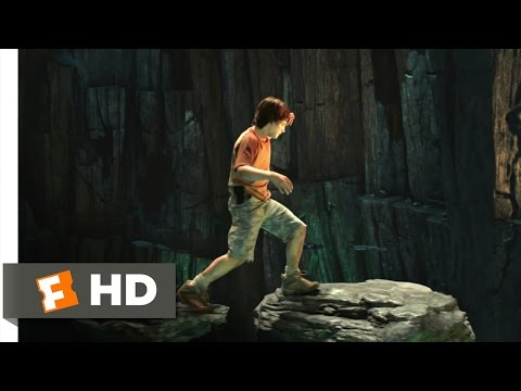 Journey to the Center of the Earth 810 Movie   Floating Rocks 2008 HD