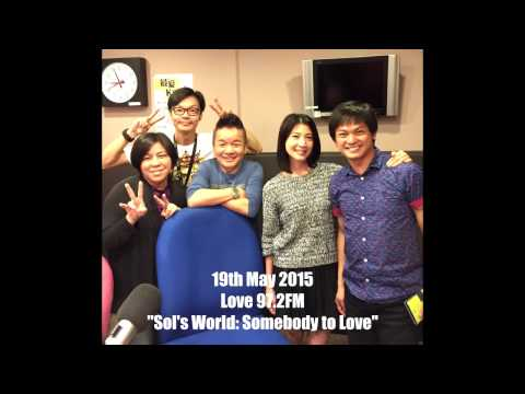 19 May 2015 - Jeanette Aw's Interview with Love 97.2FM (Part 1)